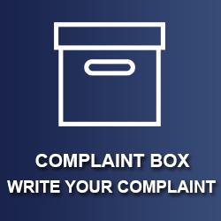 COMPLAIN BOX